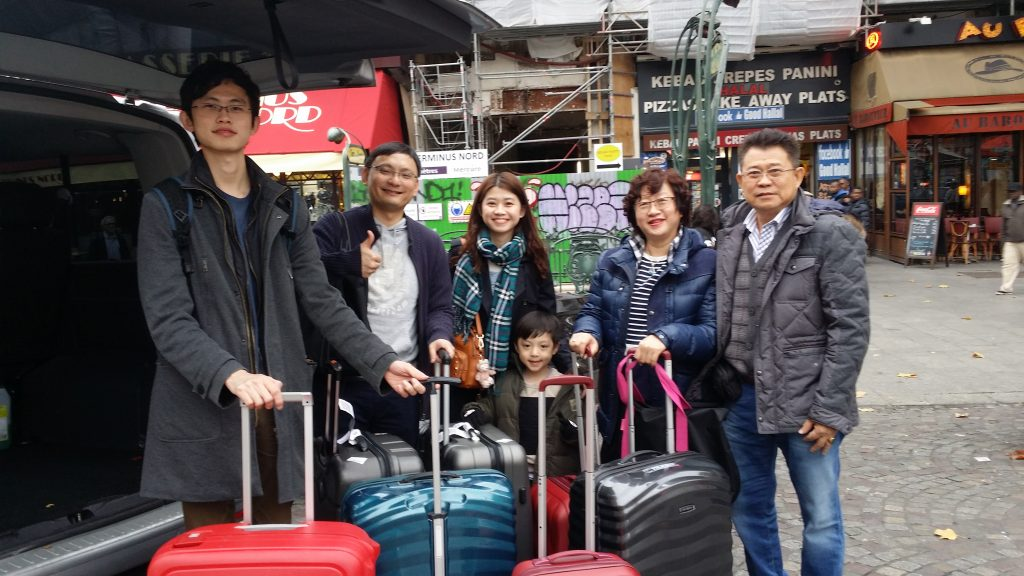disneyland paris transfer from airport