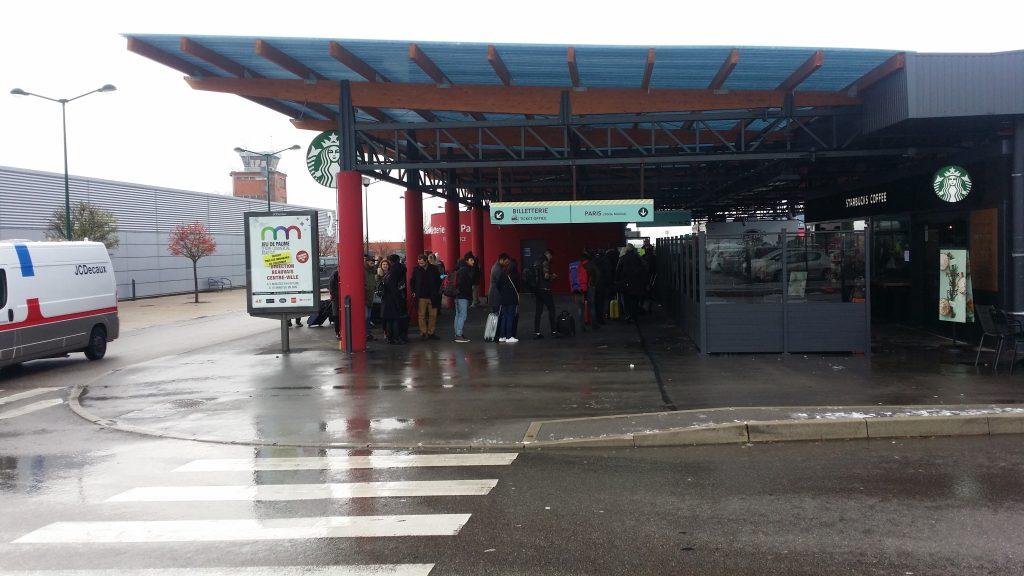 disneyland paris shuttle bus transfer